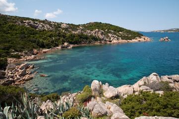 Sardinia, Italy: Palau, Capo d'Orso bay