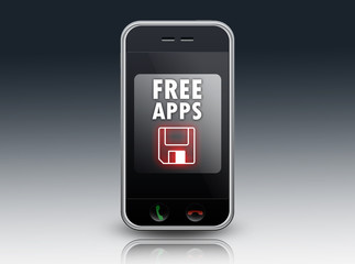 "Smartphone ""Free Apps"""