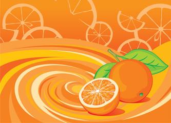 orange elements