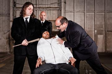 Mafia Interrogation
