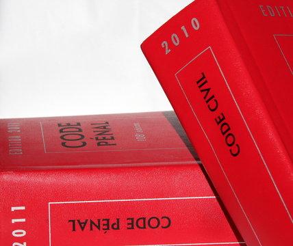 code civil et penal