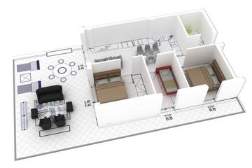 apartment render 6