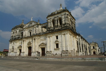 Nicaragua Basilica de la Asuncion