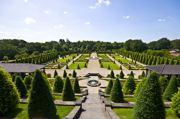 Garden of Kamp  Abbey