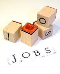 Jobangebote Stempel