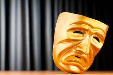 Masks - the theatre concept