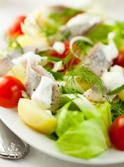 Herring salad