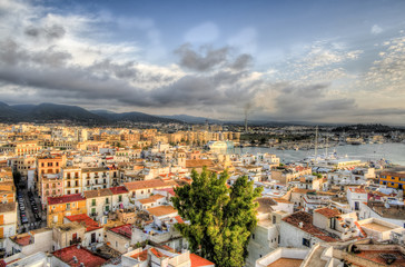 Vista general de ciudad -