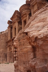Ad Deir (Kloster) in Petra, Jordanien