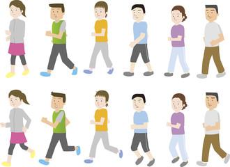 walk&run