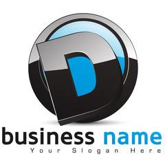 logo lettre d logo D