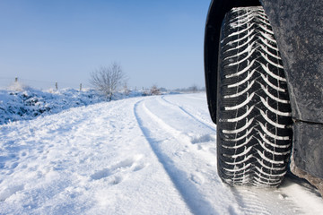 Snow Winter Tyre