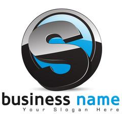 logo lettre s logo S