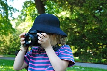 Piccola Fotografa