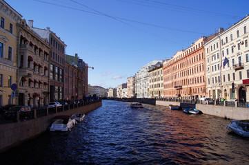 Канал Санкт-Петербурга