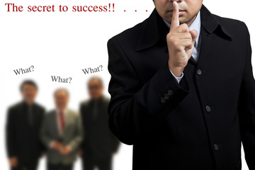 The secret to the success of the business.