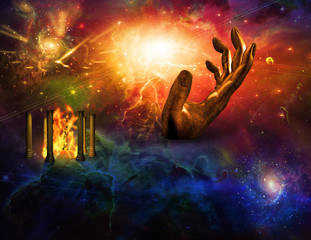 Temple of fire Hand of time