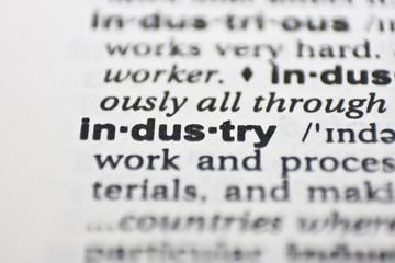 Keyword Industry Industrie