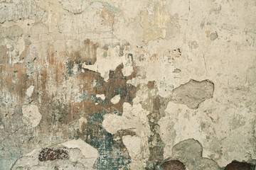 Canvas Prints Old dirty textured wall Wall texture
