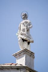Saint Jerome Statue, Venice