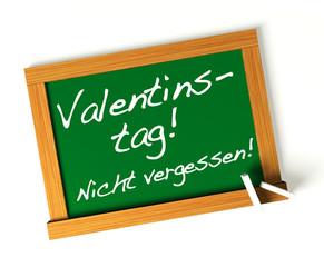Valentinstag! Nicht vergessen!