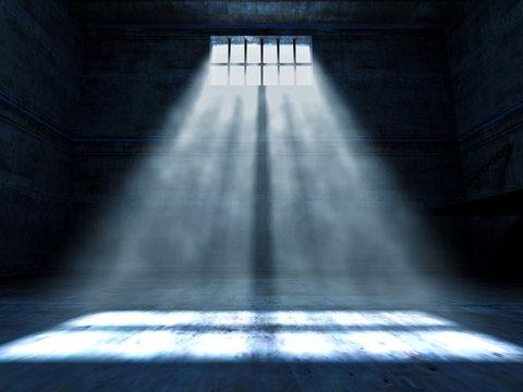 jail indoor