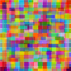 Poster Classical abstraction abstract color