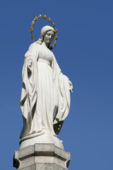 Statue Virgin Mary