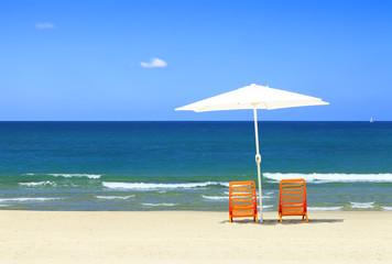 Beaches of Mediterranean sea wait for you !