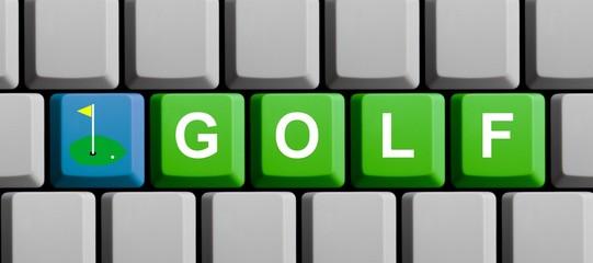 Alles zum Thema Golf online