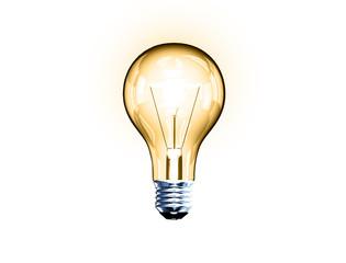 Light bulb, bitmap copy