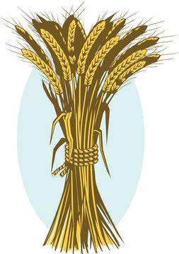 Wheat Bushel