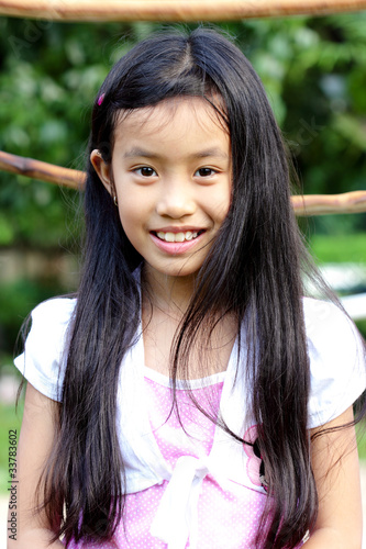 """A young asian school girl"""" Stock photo and royalty-free images on ..."""