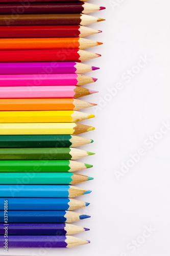 farbige stifte zum zeichnen und malen stockfotos und lizenzfreie bilder auf bild. Black Bedroom Furniture Sets. Home Design Ideas