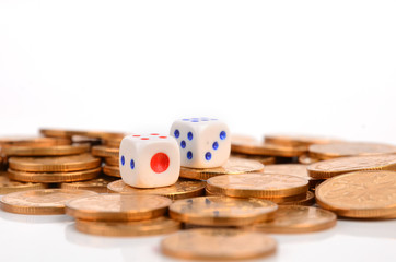 Coins and dices