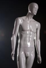 Male fashion mannequin