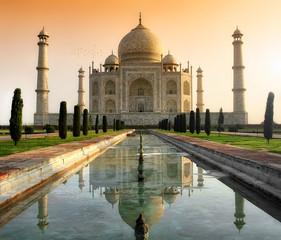 Keuken foto achterwand India Taj Mahal