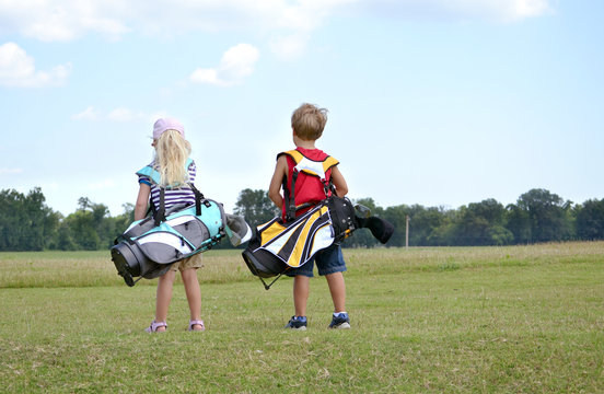 Little Golfers