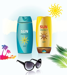 Sun Protection Set