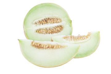 Slices of Honeydew