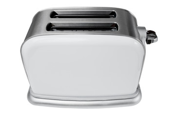 Blank metal toaster