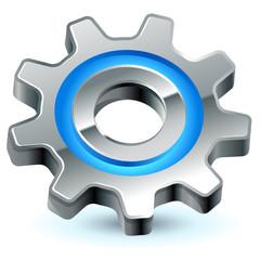 gear settings icon