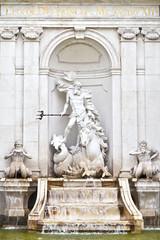 fountain Salzburg