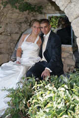 Couple de mariés 2