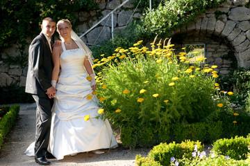 Couple de mariés 4