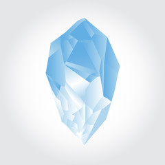Abstract vector crystal