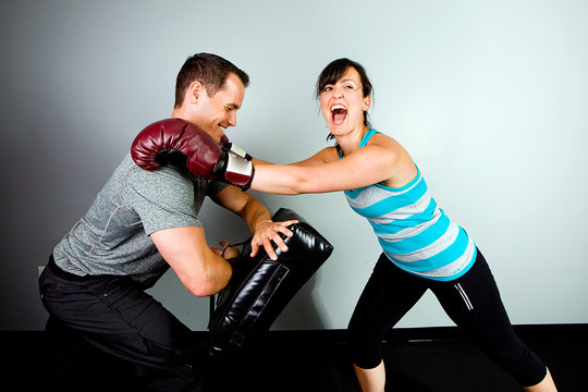 fun with fight training