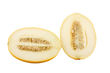 melon halves