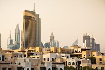 Wall Mural - Dubaï ville