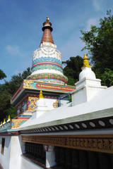 Monastery in Kathmandu, Nepal